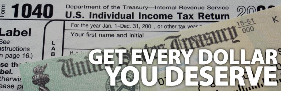 Maximize your tax returns